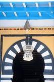 Τυνησία. Sidi Bou εν λόγω Στοκ εικόνα με δικαίωμα ελεύθερης χρήσης