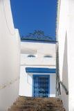 Τυνησία. Sidi Bou εν λόγω Στοκ φωτογραφίες με δικαίωμα ελεύθερης χρήσης