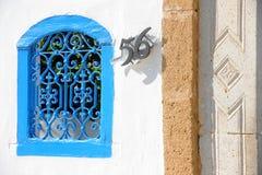 Τυνησία. Sidi Bou εν λόγω Στοκ Εικόνα