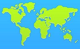 τυποποιημένος κόσμος χα&rh ελεύθερη απεικόνιση δικαιώματος