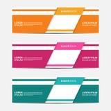 Τυποποιημένο επίπεδο έμβλημα σχεδίου μάρκετινγκ Στοκ Φωτογραφία