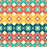 Τυποποιημένο floral σχέδιο Στοκ φωτογραφίες με δικαίωμα ελεύθερης χρήσης