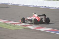 ΤΥΠΟΣ 1 Grand Prix ΡΩΣΙΚΑ 2014 Στοκ Εικόνες