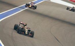 ΤΥΠΟΣ 1 Grand Prix 2015 Στοκ Εικόνες