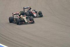 ΤΥΠΟΣ 1 Grand Prix 2015 Στοκ Εικόνα