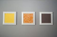 Τυπωμένες ύλες σε έναν τοίχο 2 στοκ εικόνες με δικαίωμα ελεύθερης χρήσης