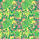 Τυπωμένη ύλη μπλουζών, ξηρό βουρτσών σύνθημα καλλιγραφίας μελανιού καλλιτεχνικό σύγχρονο Στοκ Εικόνες