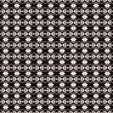 Τυπωμένη ύλη υφάσματος Γεωμετρικό σχέδιο στην επανάληψη Άνευ ραφής υπόβαθρο, διακόσμηση μωσαϊκών, εθνικό ύφος Στοκ Εικόνες