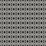 Τυπωμένη ύλη υφάσματος Γεωμετρικό σχέδιο στην επανάληψη Άνευ ραφής υπόβαθρο, διακόσμηση μωσαϊκών, εθνικό ύφος Στοκ Φωτογραφία