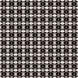 Τυπωμένη ύλη υφάσματος Γεωμετρικό σχέδιο στην επανάληψη Άνευ ραφής υπόβαθρο, διακόσμηση μωσαϊκών, εθνικό ύφος Στοκ Εικόνα
