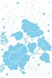 Τυπωμένη ύλη λουλουδιών Στοκ Εικόνες