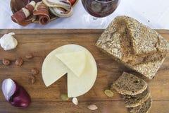 Τυρί αιγών Στοκ φωτογραφίες με δικαίωμα ελεύθερης χρήσης