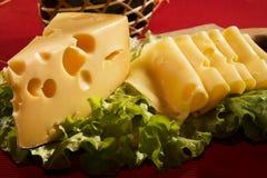 τυρί Ελβετός Στοκ Φωτογραφίες