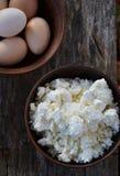 Τυρί εξοχικών σπιτιών Στοκ φωτογραφίες με δικαίωμα ελεύθερης χρήσης