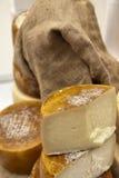 τυρί ιταλικά χαρακτηριστ&iot Στοκ εικόνες με δικαίωμα ελεύθερης χρήσης