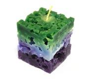 Τυρί κεριών Στοκ φωτογραφίες με δικαίωμα ελεύθερης χρήσης