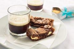 Brownies Στοκ φωτογραφίες με δικαίωμα ελεύθερης χρήσης