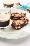 Brownies Στοκ Εικόνα