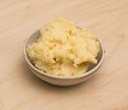 Τυρί με το σκόρδο Στοκ Φωτογραφίες
