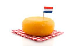 τυρί ολλανδικά Στοκ Φωτογραφία