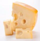 τυρί ολλανδικά Στοκ Εικόνα