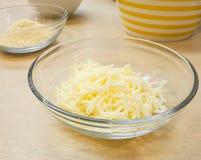 Τυρί παρμεζάνας Στοκ φωτογραφίες με δικαίωμα ελεύθερης χρήσης