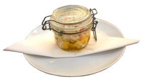 τυρί που μαρινάρεται Στοκ φωτογραφία με δικαίωμα ελεύθερης χρήσης
