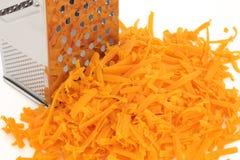 τυρί που ξύνεται Στοκ Εικόνες