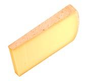 τυρί σκληρό Στοκ Εικόνα