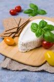 Τυρί στάρπης ανθρακόπλινθων στοκ εικόνες με δικαίωμα ελεύθερης χρήσης