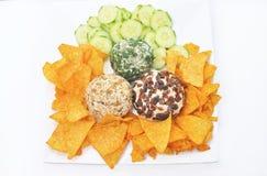 τυρί σφαιρών Στοκ Εικόνες