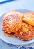 Τυρί τηγανιτών στοκ φωτογραφία με δικαίωμα ελεύθερης χρήσης