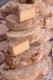 Τυρί της Γαλλίας Biger Στοκ Φωτογραφία