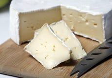 Τυρί της Brie Στοκ Εικόνες