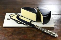 Τυρί τυριού Cheddar στοκ φωτογραφία