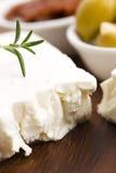 Τυρί φέτας Στοκ φωτογραφία με δικαίωμα ελεύθερης χρήσης