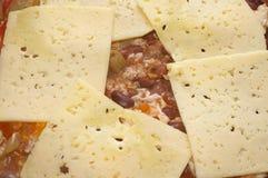 τυρί φασολιών Στοκ εικόνα με δικαίωμα ελεύθερης χρήσης