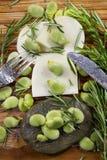 τυρί φασολιών Στοκ Εικόνες