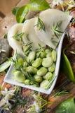 τυρί φασολιών Στοκ Φωτογραφία