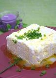 τυρί φρέσκο Στοκ εικόνα με δικαίωμα ελεύθερης χρήσης