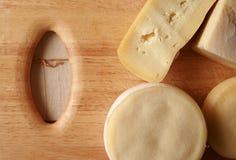 τυρί χαρτονιών Στοκ Φωτογραφία