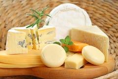 τυρί χαρτονιών Στοκ Εικόνες