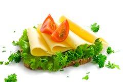 τυρί ψωμιού Στοκ εικόνες με δικαίωμα ελεύθερης χρήσης