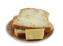 τυρί ψωμιού Στοκ φωτογραφίες με δικαίωμα ελεύθερης χρήσης