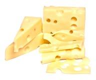 τυρί Στοκ Εικόνα