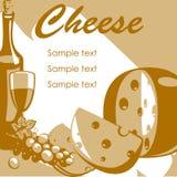 τυρί διανυσματική απεικόνιση
