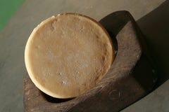 τυρί artisinal Στοκ Φωτογραφίες