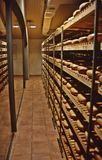 Τυρί Coinga στοκ εικόνες