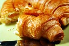 τυρί croissant Στοκ Φωτογραφία
