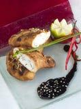 Τυρί fatayer Στοκ Φωτογραφίες